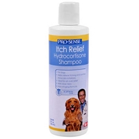 ProSense Itch Relief Hydrocortisone Shampoo, 8 oz Food Product Image