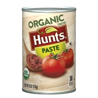 Hunt's Organic Tomato Paste Food Product Image