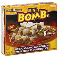 Don Miguel Burritos Red Chile Food Product Image