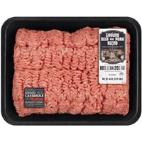 Ground Beef Pork Food Product Image