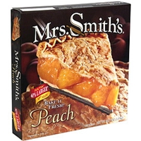 Mrs. Smith's Peach Pie Food Product Image