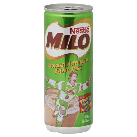 Nestle Milo Chocolate Drink Food Product Image