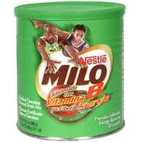 Nestle Milo Fortified Chocolate Drink Mix Food Product Image