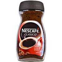 Nescafe Clasico Pure Instant Coffee  Food Product Image