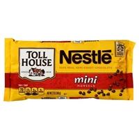 Nestle Tollhouse Nth Mini Morsel Food Product Image
