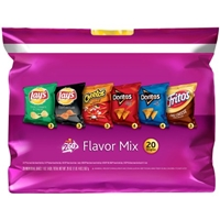 Frito-Lay Flavor Mix - 20 CT Food Product Image