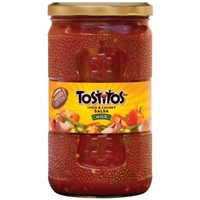 Tostitios All Natural Chunky Salsa Mild Food Product Image