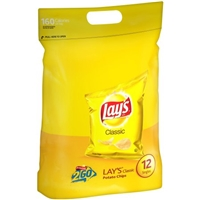 Lay's Classic Potato Chips - 12 CT Food Product Image