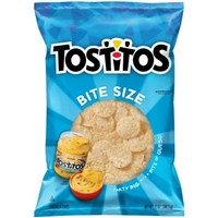 Tostitos Bite Size Tortilla Chips Food Product Image