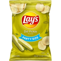 Lays Dill Pickle - 12.5oz Food Product Image