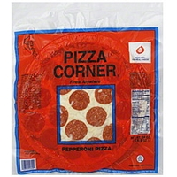 Pizza Corner Pizza Pepperoni, 13 Inch Food Product Image