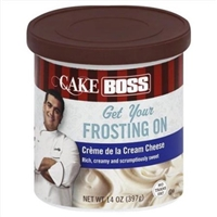 Cake Boss Get Your Frosting On Creme De La Cream Cheese Food Product Image