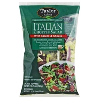 Taylor Farms Italian Chopped Salad With Salami And Cheese Food Product Image