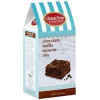 Gluten-Free Pantry Brownies Truffle 16 Oz Food Product Image
