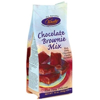 Pamela's Products Brownie Mix Chocolate 16 Oz Food Product Image