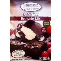 Namaste Foods Brownie Mix Fudge,6 pk Food Product Image