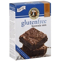 King Arthur Flour Brownie Mix Gluten Free 17 Oz Food Product Image