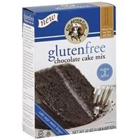 King Arthur Flour Cake Mix Chocolate 22 Oz Food Product Image