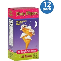 Little Dippers Ice Cream Cones Dinky Dipper Sample Size 48 Count Food Product Image