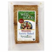 Wildwood Organic SprouTofu Savory Baked Tofu Food Product Image