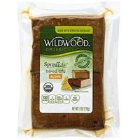 Wildwood Organic SprouTofu Aloha Baked Tofu Food Product Image