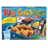 Kid Cuisine Carnival Mini Corn Dogs Food Product Image