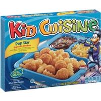Kid Cuisine Pop Star Popcorn Chicken Food Product Image