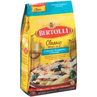 Bertolli Classic Meal for Two Chicken Alfredo & Penne Food Product Image