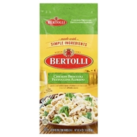 Bertolli Chicken Broccoli Fettuccine Alfredo Food Product Image