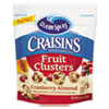 Ocean Spray Fruit Clusters Cranberry Almond Food Product Image
