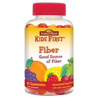 Nature Made Kids First Fiber Gummies - Fruit Flavors - 60ct Food Product Image