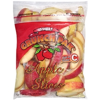 Crunch Pak Apple Slices Sweet & Tart Food Product Image
