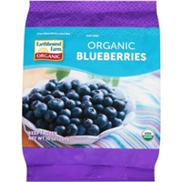 Earthbound Farm Organic Blueberries Food Product Image