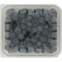 Fresh Blueberries Food Product Image