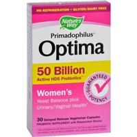 Nature's Way Primadophilus Optima Women's Probiotics Food Product Image