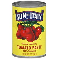 Sun Of Italy Tomato Paste Food Product Image