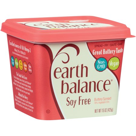 Earth Balance Soy Free Buttery Spread Food Product Image