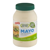 Smart Balance Mayo Light Mayonnaise Food Product Image