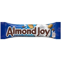 ALMOND JOY Candy Bar Food Product Image