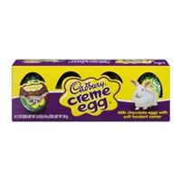 Cadbury Creme Eggs  Easter Milk Chocolate Food Product Image