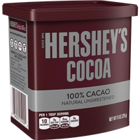 HERSHEY'S Natural Unsweetened Cocoa Food Product Image