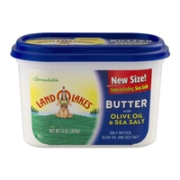 Land O Lakes Butter with Olive Oil & Sea Salt Food Product Image