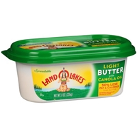 Land O'Lakes Spread Light Butter with Canola Oil Food Product Image