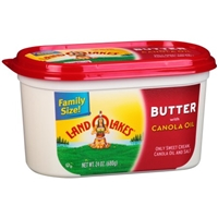 Land O Lakes Butter with Canola Oil Food Product Image