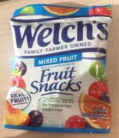 Fruit Snacks Food Product Image