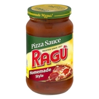 Ragu Homemade Style Pizza Sauce Food Product Image