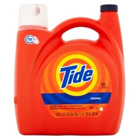 Tide He Original Scent Liquid Laundry Detergent 150 Fl Oz Food Product Image