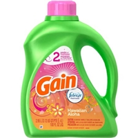 Gain With Febreze Freshness Hawaiian Aloha Detergent 48 Loads Food Product Image