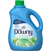 Ultra Downy® Mountain Spring™ Liquid Fabric Conditioner 103 Fl oz. 120 loads Food Product Image