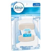 Febreze Set & Refresh Linen & Sky Air Freshener - 2 Pk Food Product Image